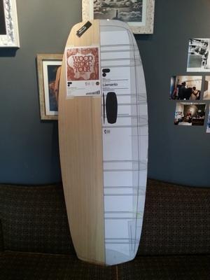 Flama Surfboard