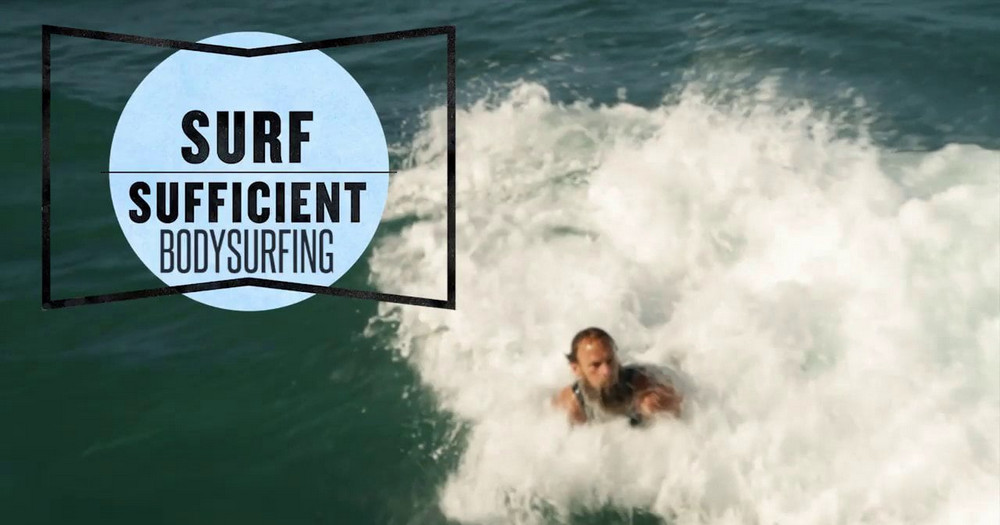 How To Body Surf With Keith Malloy