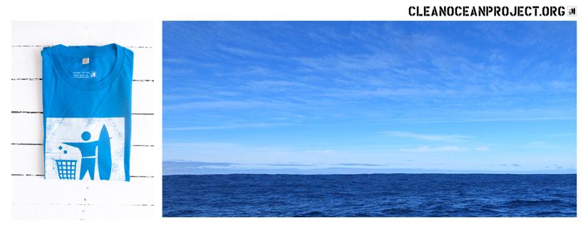 Nytt samarbete med Clean Ocean Project