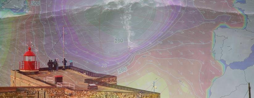 Stormen som inte sågs till – Nazarés dilemma