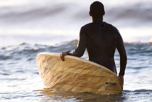 Kun_tiqi - Miljövänlig surfbräda - Surf