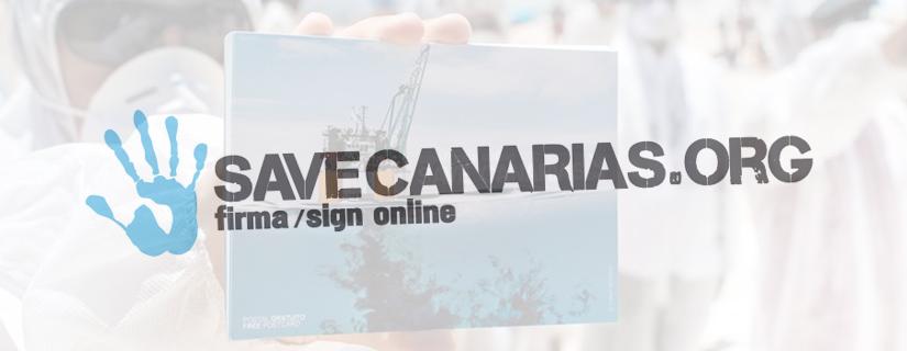 Stoppa provborrningarna på Kanarieöarna nu