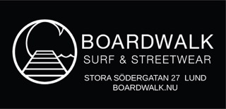 Boardwalk - Surfbutik i Lund