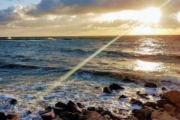 Den fantastiska vågen i Möllehamn